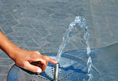 Free Water Drinking Fountain Stock Photography - 9997172