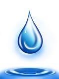 Water drop stock illustration
