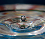Water Drop Royalty Free Stock Photography