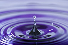 Water drop Stock Photography