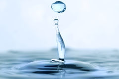 Water drop Royalty Free Stock Image