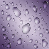 Water drop background Royalty Free Stock Image