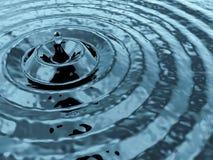 Water Drop Falling Royalty Free Stock Photos