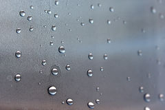 Water drop. Natural  water drop background, Texture Royalty Free Stock Images
