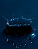 Water drop Splash Stock Images