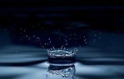 Water Drop Splash Royalty Free Stock Photography