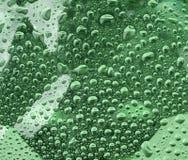 Water drop texture Stock Image