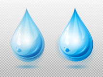 Water drop. Stock Images