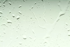 Water Droplets. Close up of Water Droplets Royalty Free Stock Images