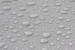 Water droplets background Royalty Free Stock Photo