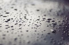 Water Droplets Background Texture Royalty Free Stock Images