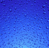 Water droplets. Pattern - Cool Vertical Water droplets Stock Images
