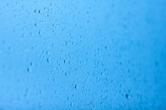 Water droplets texture Royalty Free Stock Images