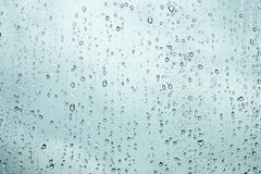 Water droplets on window stock photos