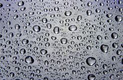 Water drops 1 Royalty Free Stock Images