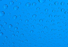Water-drops Royalty Free Stock Photo