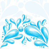 Water Drops. Stock Photos