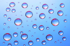 Water Drops-19 Stock Image