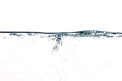 Water drops #26 Royalty Free Stock Photography