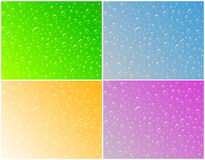 Water drops, Stock Images