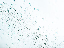 Water drops. Close up of water drops Stock Images