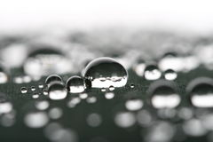 Water drops Royalty Free Stock Photo