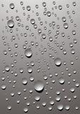 Water_drops Royalty-vrije Stock Afbeelding
