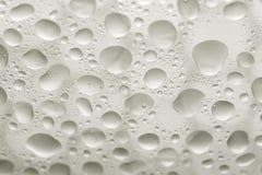 Water drops. Horizontal image of water drops Stock Photography