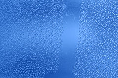 Water drops background Stock Images
