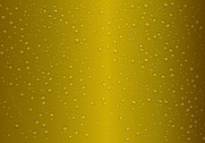 Water drops background Stock Image