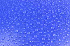 Water drops background,  image Stock Photos