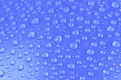 Water drops background,  image Royalty Free Stock Images
