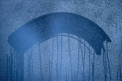 Water drops background Royalty Free Stock Image