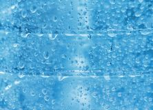 Water drops background or rain Royalty Free Stock Image