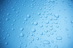 Water drops background textured Royalty Free Stock Images