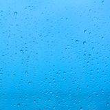 Water drops Stock Image