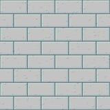 Water drops on ceramic brick wall Royalty Free Stock Photos