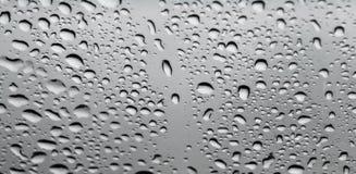 Water drops closeup Stock Photos