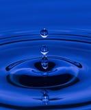 Water drops. Macro shot photography Stock Photos