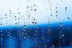 Free Water Drops On Glass Royalty Free Stock Photography - 14173627
