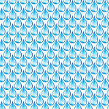 Water Drops Seamless Background Stock Images