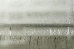 Water drops on the window. Background Royalty Free Stock Photos