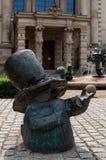 Water Dwarfs, Wroclaw Stock Photo