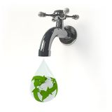 Water earth Stock Images