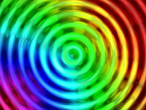Water effect background , Colorful water resonance Royalty Free Stock Images