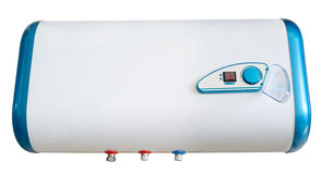 Water electric heater Royalty Free Stock Image
