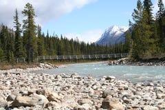 Water en bergen Royalty-vrije Stock Afbeeldingen