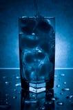 Water en Ijs Stock Afbeelding