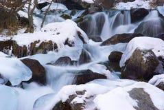 Water en ijs Royalty-vrije Stock Foto's