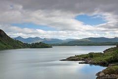Water en mountains, Ireland. View of water en mountains near Killarney, Ireland Royalty Free Stock Image